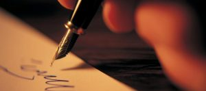 Ecrire le récit de soi